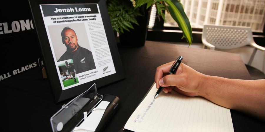 Lomu funeral details take shape