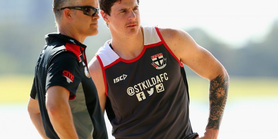 Jake Carlisle punished again in AFL