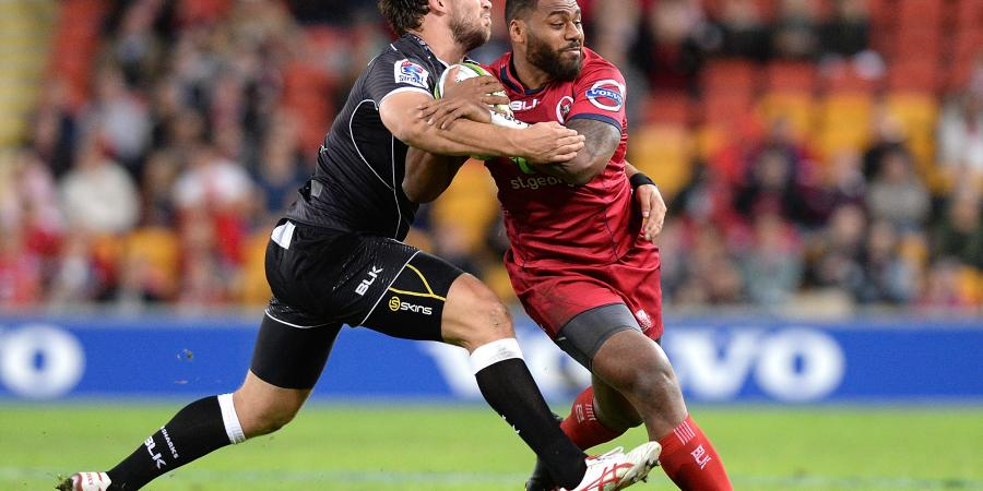 Reds right behind coach, says Kerevi