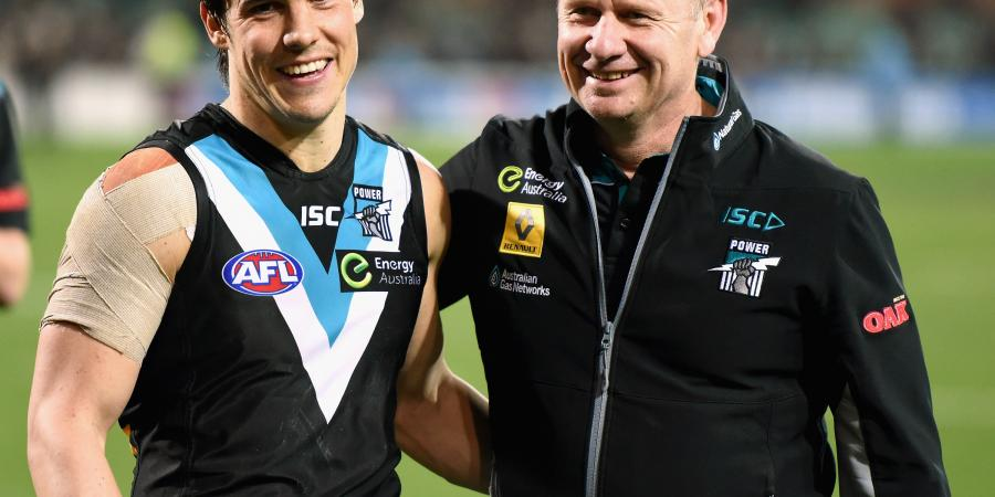 Angus Monfries: Can Port Adelaide have the 2013 &2014 version back?