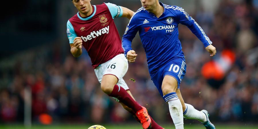 Eden Hazard to play centrally