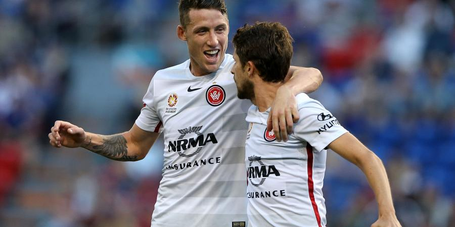 Wanderers' Andreu finding feet in new home