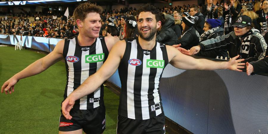 Collingwood record $3.5m AFL profit