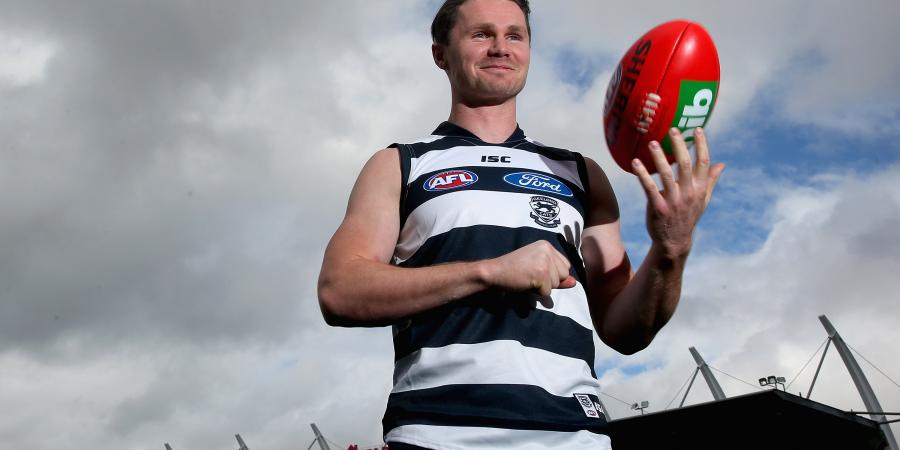 Dangerfield trains with new Cats teammates
