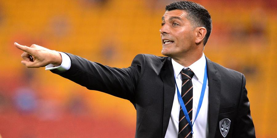 Hoffman always knew Aloisi was a top coach