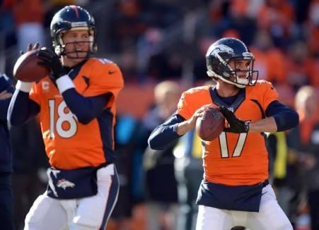A victory against the Patriots rests on the shoulders of Brock Osweiler...