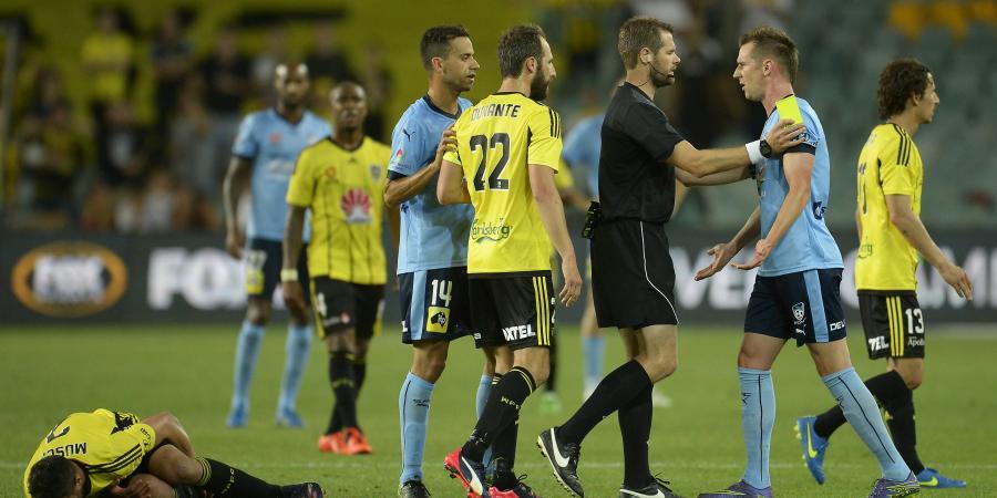Syd FC, Phoenix goalless in feisty game