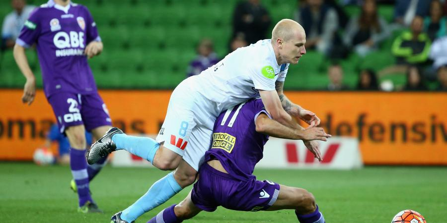 Mooy fires City to record A-League win