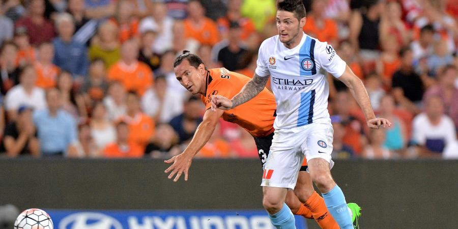 ACL knocks City's Gameiro out for season