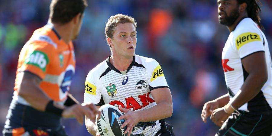 Penrith's Moylan still battling injury