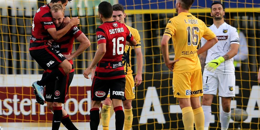 Nicholls drives WSW to win over Mariners