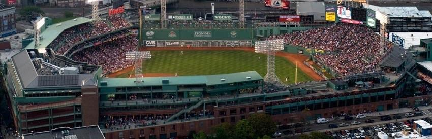 Big Air has a new home - Fenway Park
