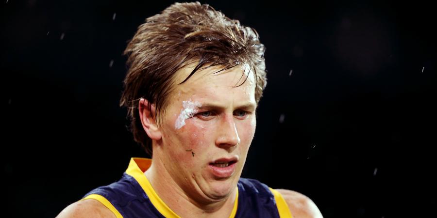 Crows axe winger Brodie Martin