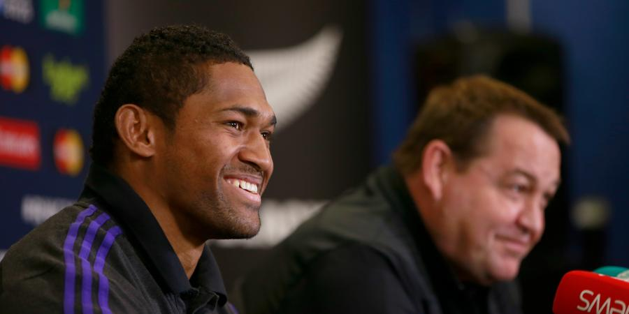 Naholo returns for All Blacks at RWC15