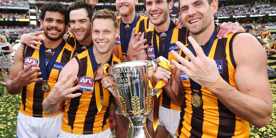 Hawks keep defying AFL dogma