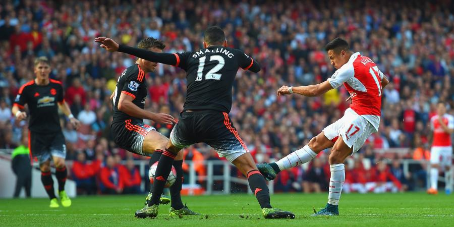 Arsenal vs Manchester United: Manchester United Player Ratings