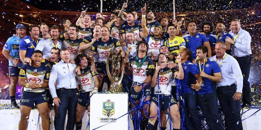 Cowboys eye NRL dynasty