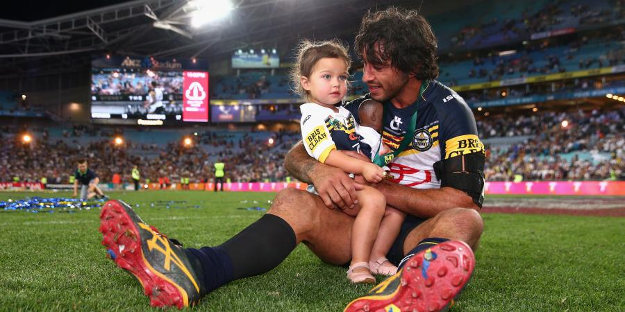 Thurston completes rugby league CV