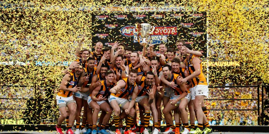 Lure of AFL greatness to drive Hawks