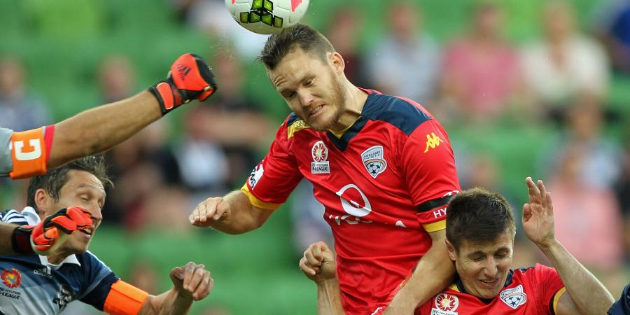 Boogaard appointed Jets A-League captain