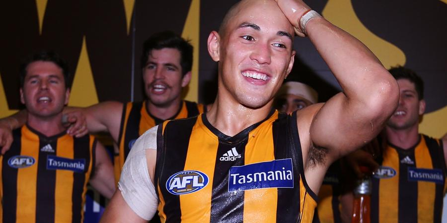 Hawthorn delist three