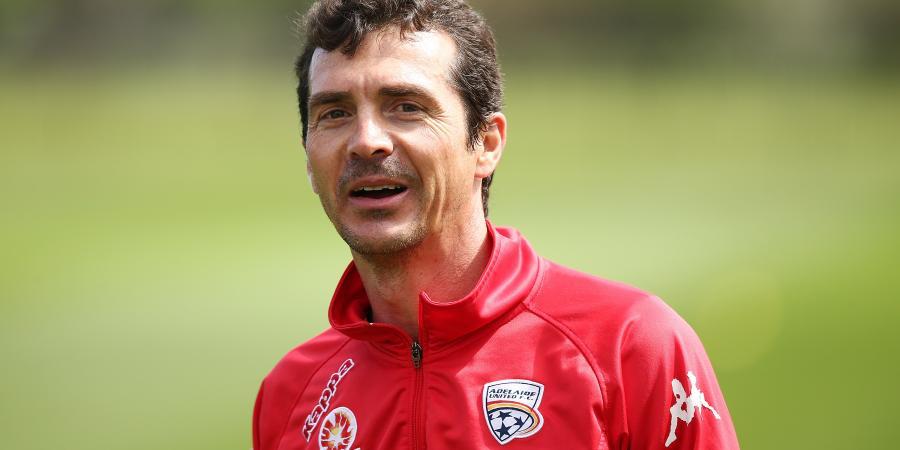 Adelaide coach faces tough A-League debut