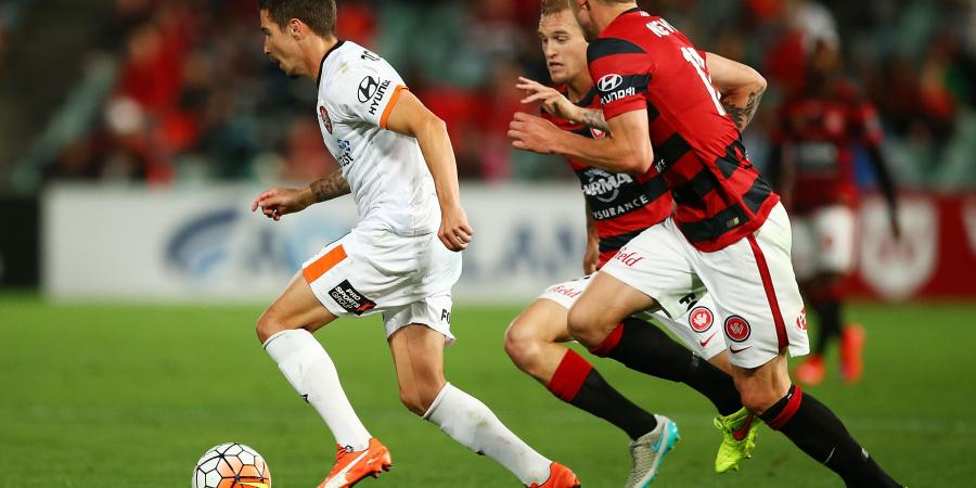 Roar hero Maclaren wasn't meant to start
