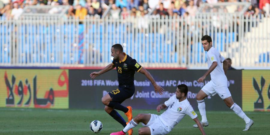Socceroos shocked by 2-0 loss to Jordan