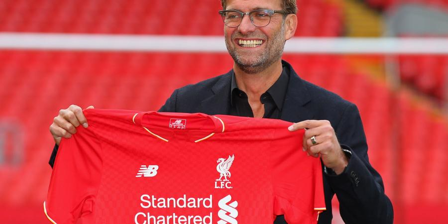Klopp to the Kop