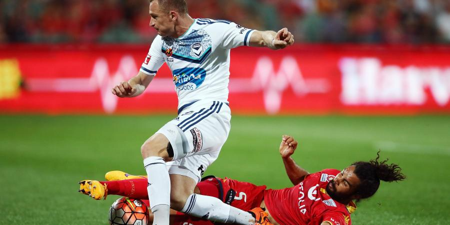 We were all over Adelaide: Muscat