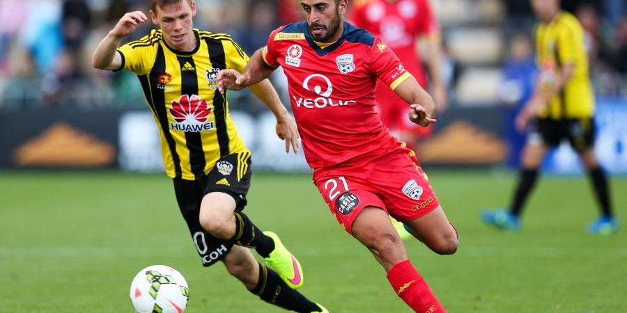 Elrich faces fight for A-League spot