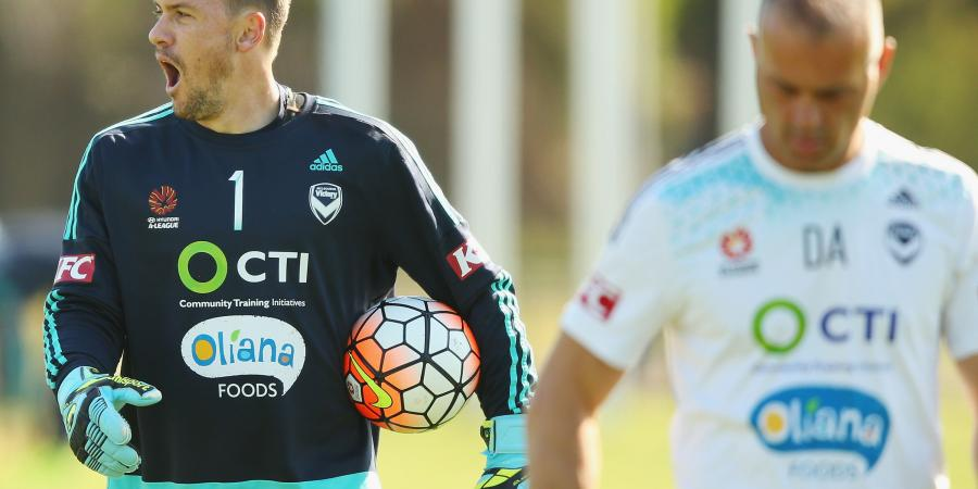 Big stage set for Vukovic A-League mark