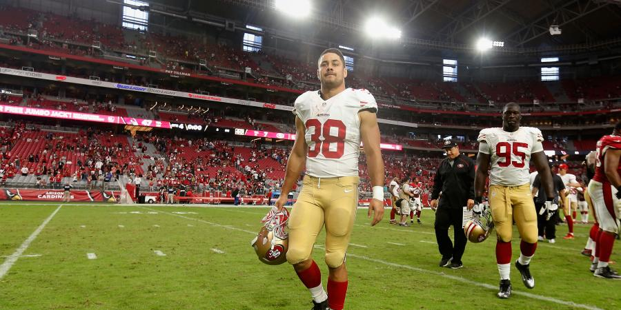 Injuries bring Hayne into play for 49ers