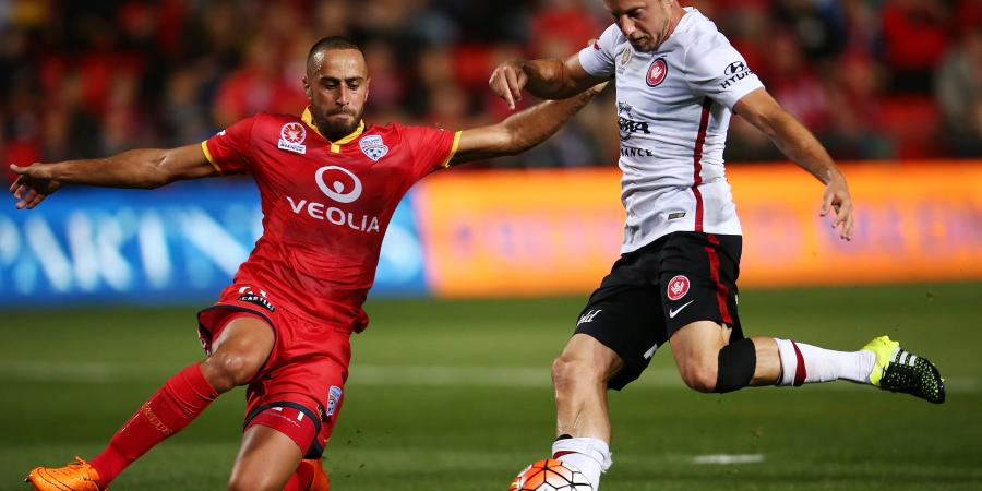 Andreu scores twice in 1-1 A-League draw