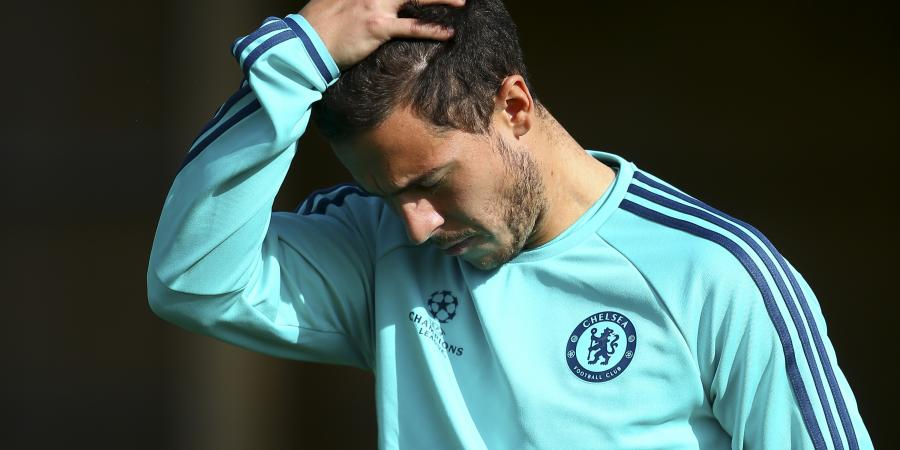 Eden Hazard Dropped by Mourinho
