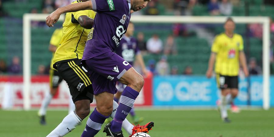 No Glory for Perth