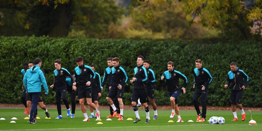 Preview: Arsenal Vs Bayern Munich - UEFA Champions League Group Stage