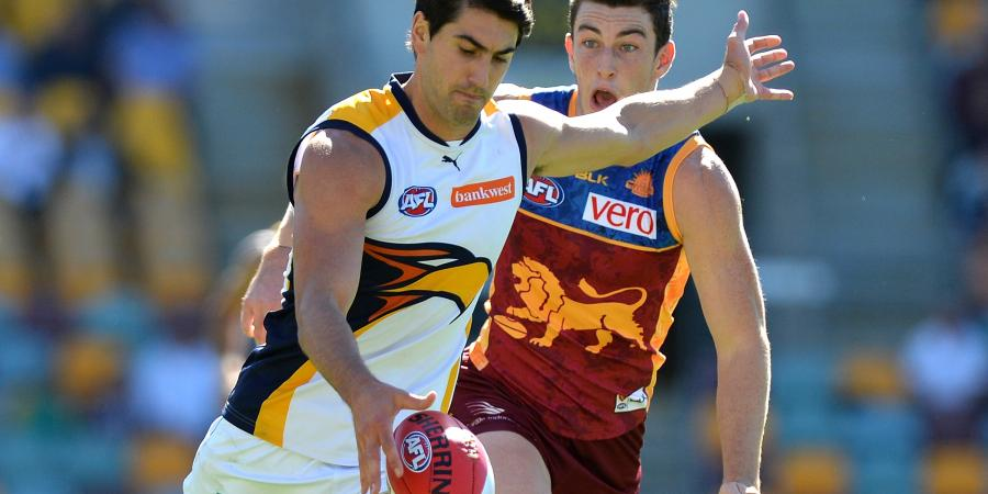 Gold Coast Suns bring in Eagle Rosa