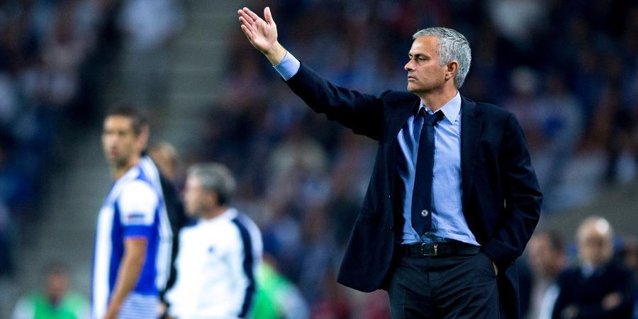 Mourinho Fined
