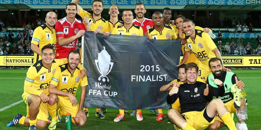 We've earned home FFA Cup final: Glory