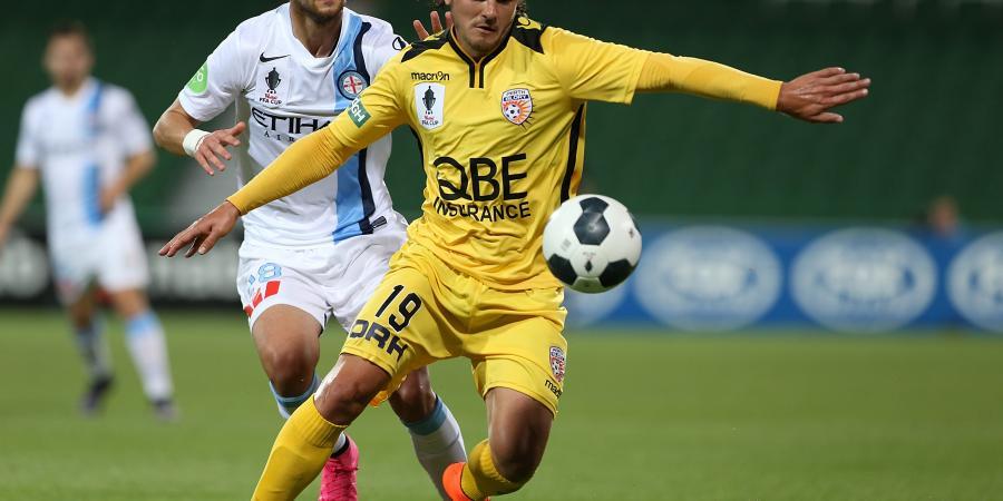 Perth into FFA Cup final