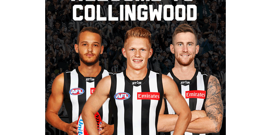 Collingwood trade period review.