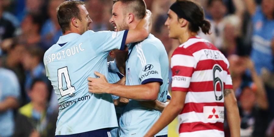 Jurman on a high for Sydney derby