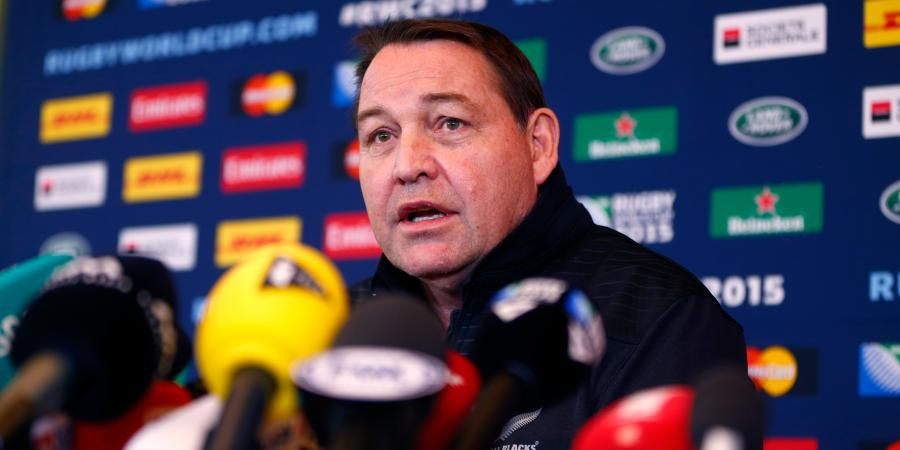 All Blacks bracing for torrid Cup semi