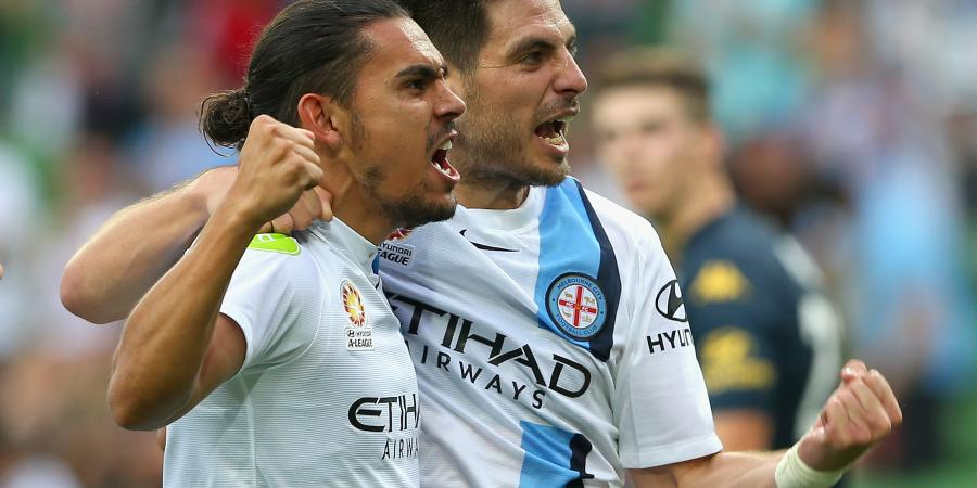 Fornaroli A-League double downs Mariners