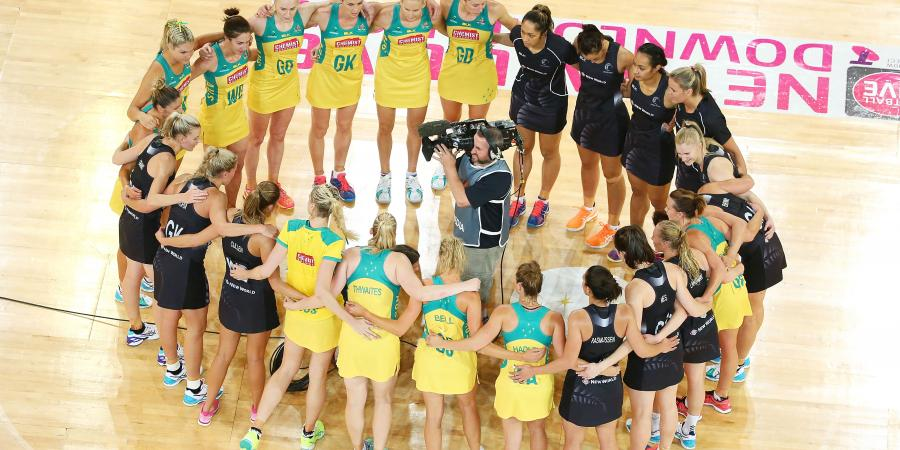 Silver Ferns cut down Diamonds