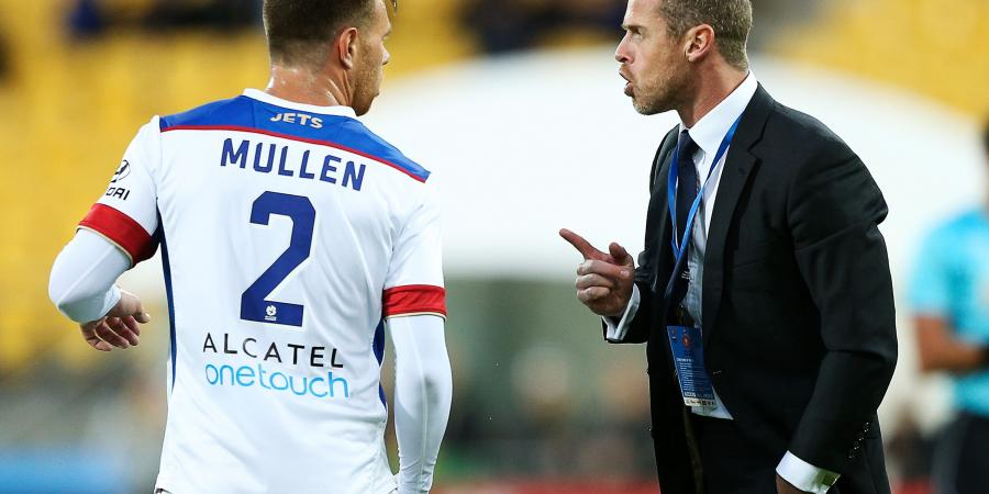 Jets expect to beat Melbourne City: Mullen