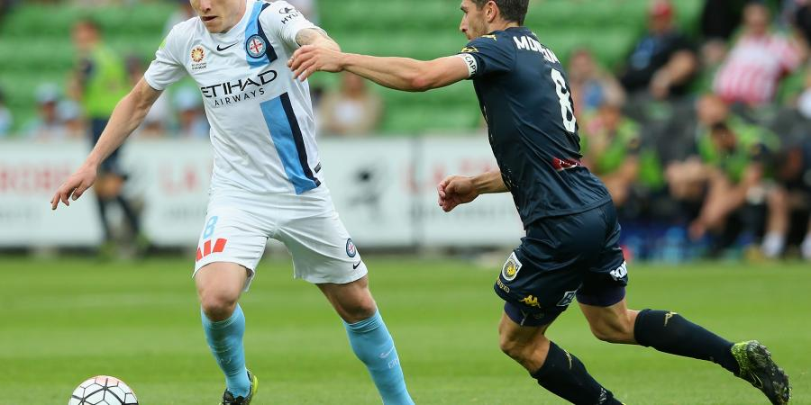 Jets out to shut down City star Aaron Mooy