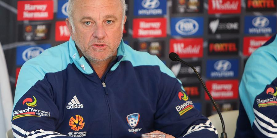 Arnold frets for Sydney's A-League future