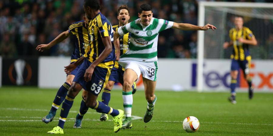 Rogic scores in Celtic victory